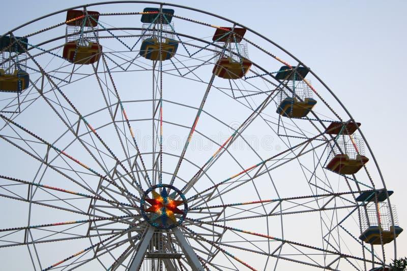 Roda de ferris do carnaval fotos de stock royalty free