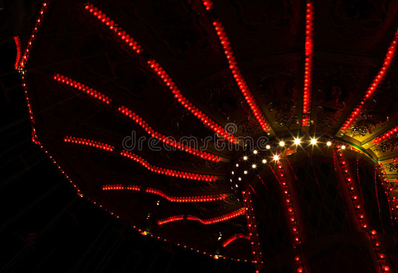 Roda do carnaval imagem de stock royalty free