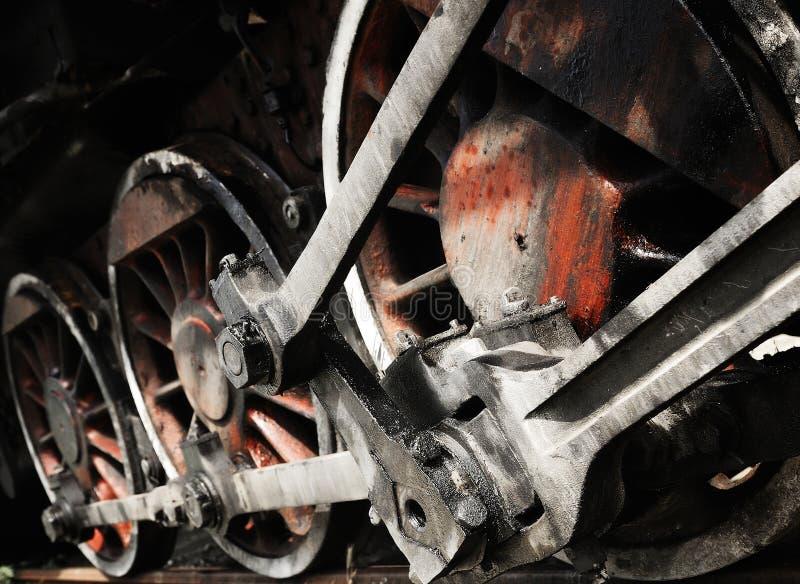 Download Roda do trem foto de stock. Imagem de railway, velocidade - 10058744