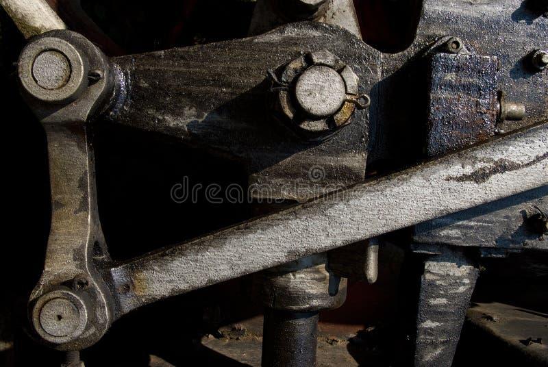 Roda do trem imagens de stock