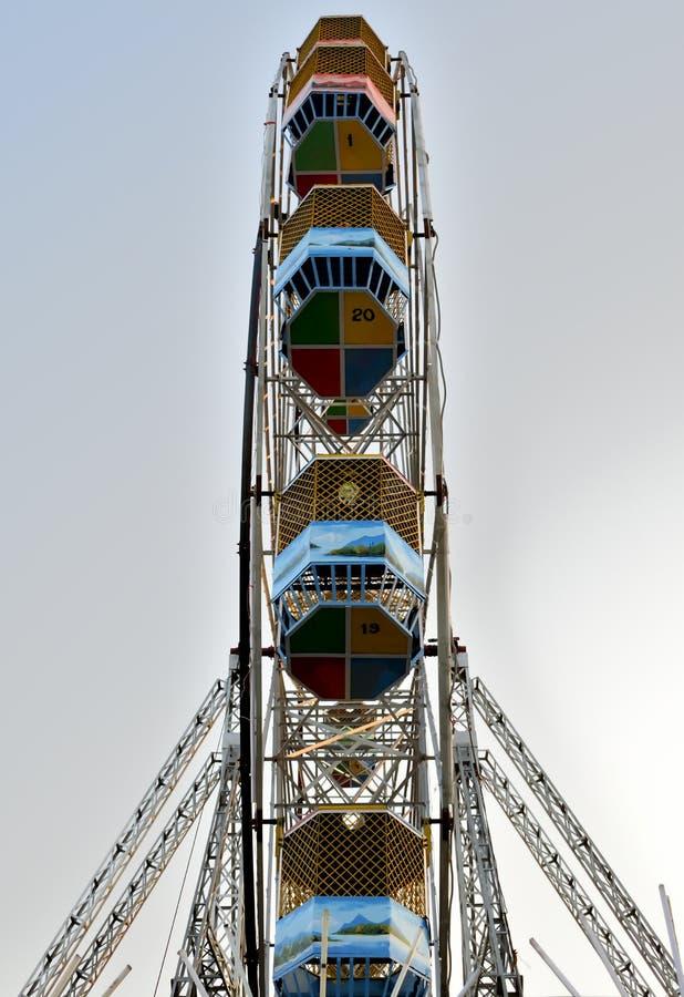 Roda gigante imagens de stock