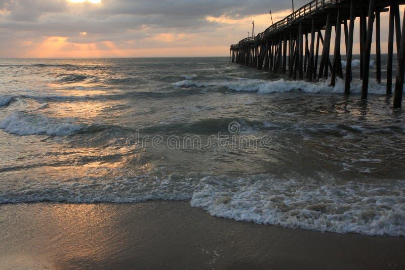 Download Rodanthe Pier Royalty Free Stock Image - Image: 20585776