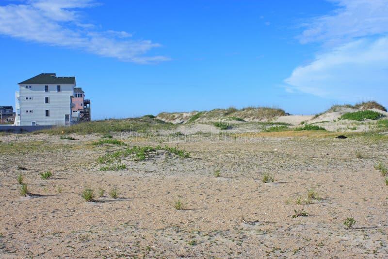 Rodanthe-Strand lizenzfreies stockbild