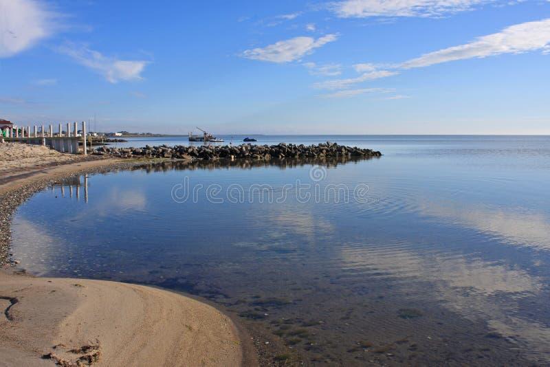 Rodanthe strand royaltyfri fotografi