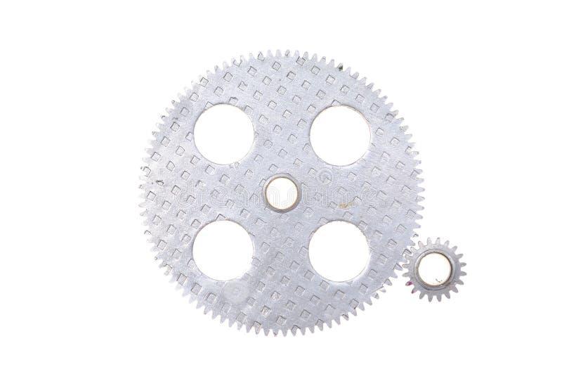 Rodas da roda denteada - engrenagens foto de stock