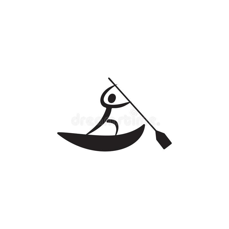 roddsymbol Beståndsdelar av idrottsmansymbolen Högvärdig kvalitets- symbol för grafisk design Tecken och symbolsamlingssymbol för stock illustrationer