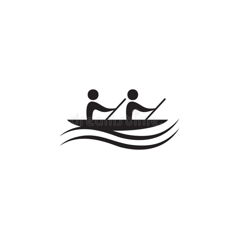 roddsymbol Beståndsdelar av idrottsmansymbolen Högvärdig kvalitets- symbol för grafisk design Tecken och symbolsamlingssymbol för vektor illustrationer