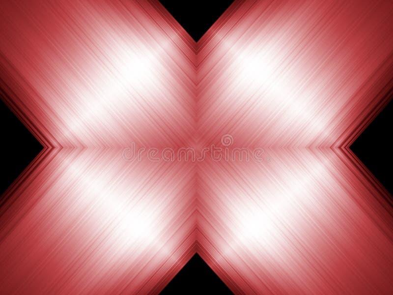 Rode abstracte achtergrond vector illustratie