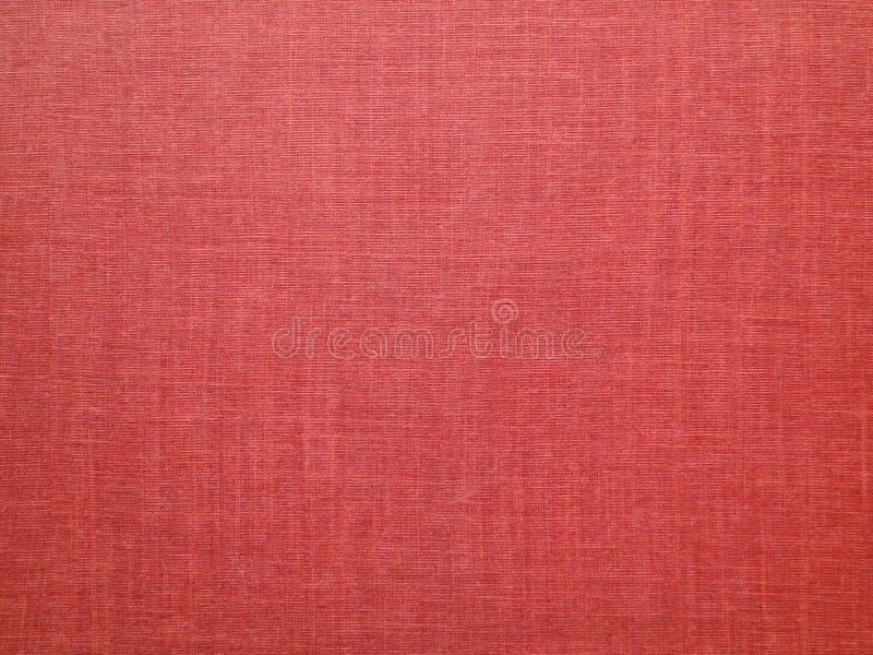 Rode backround - Oud Canvas - Voorraadfoto stock foto
