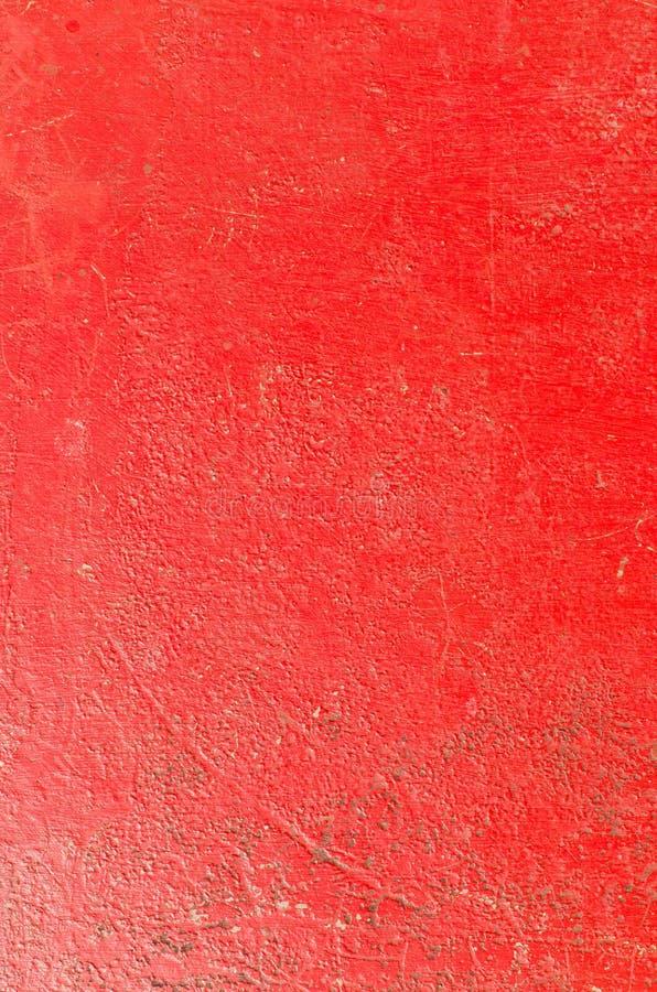 Download Rode De Schadeoppervlakte Van De Muurverf Stock Foto - Afbeelding bestaande uit grunge, roestig: 29506322
