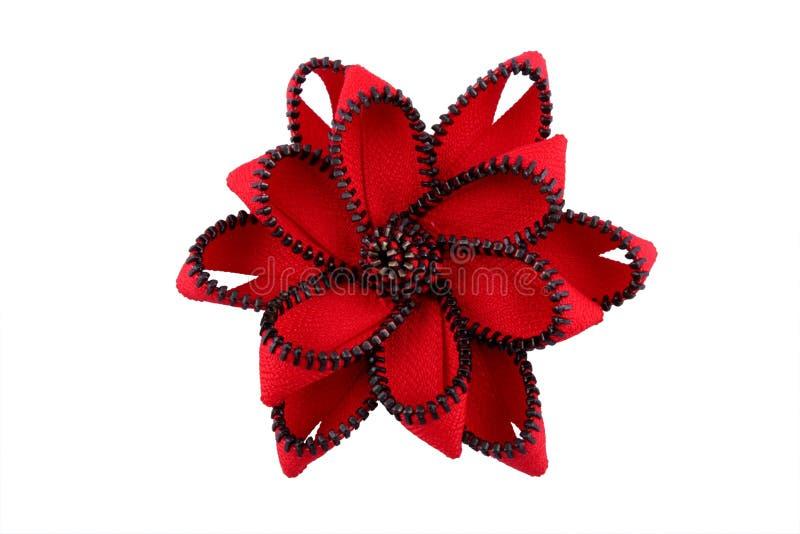 Rode decoratie royalty-vrije stock foto