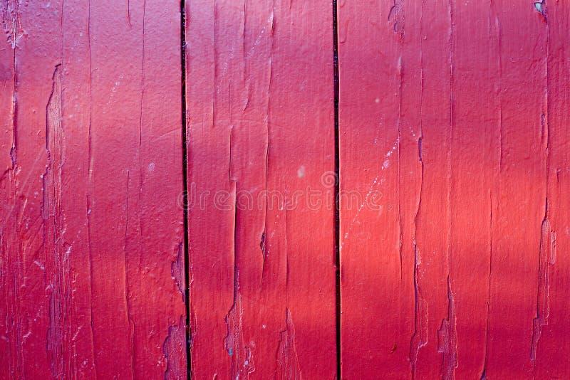 Rode deur stock afbeelding