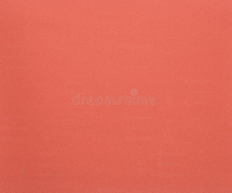 Rode document textuur royalty-vrije stock foto