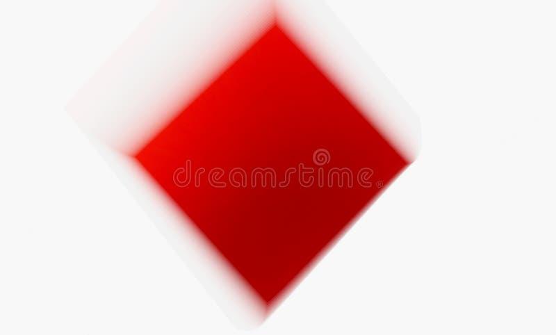 Rode en witte achtergrond royalty-vrije stock foto's