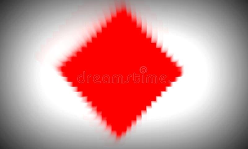 Rode en witte achtergrond stock afbeeldingen