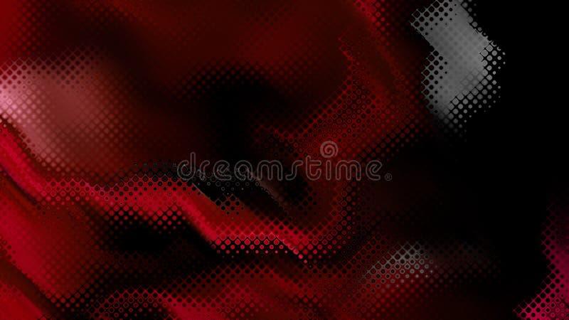 Rode en Zwarte Achtergrondafbeelding stock foto's