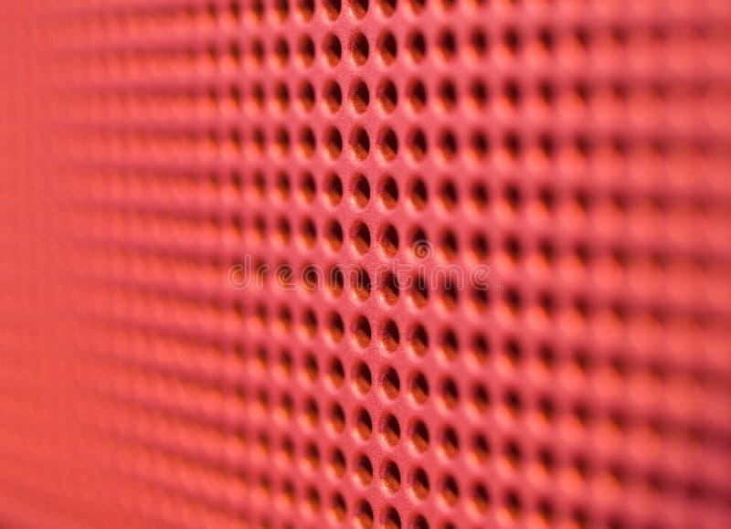 Rode Gaten royalty-vrije stock afbeeldingen