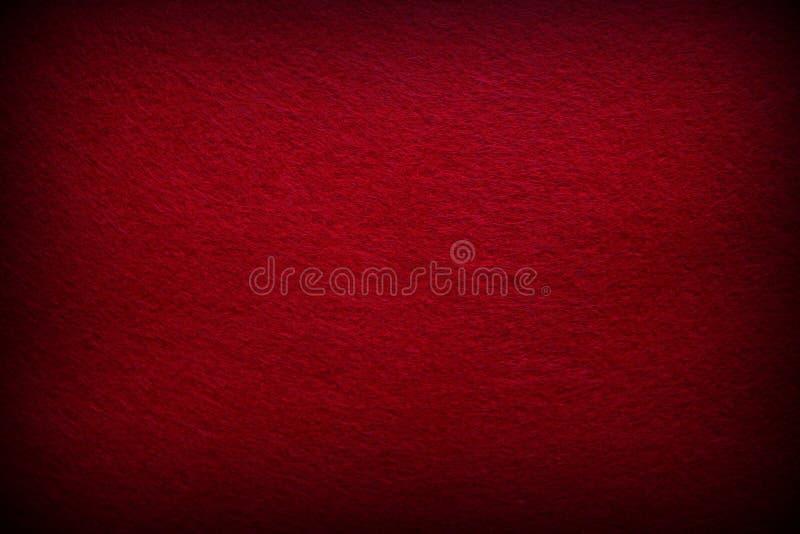 Rode Geweven Achtergrond royalty-vrije stock fotografie