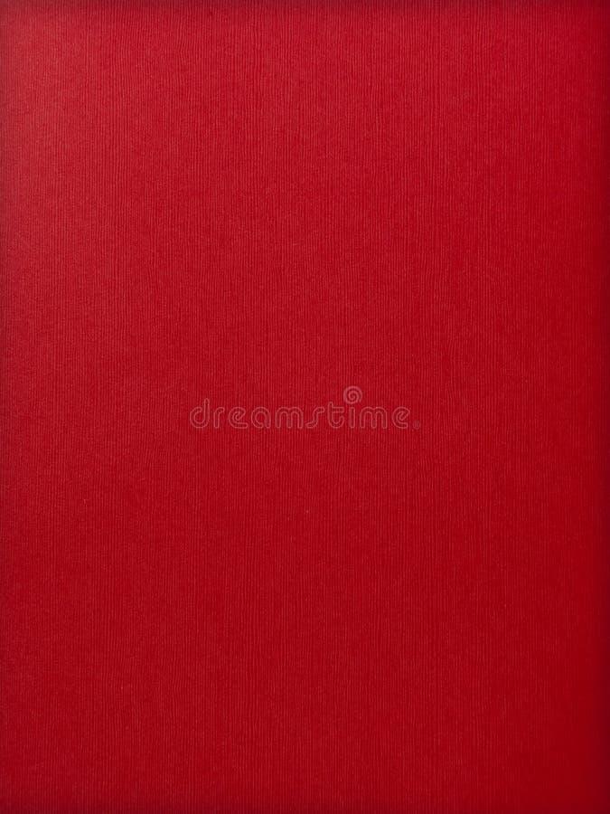 Rode geweven achtergrond stock fotografie