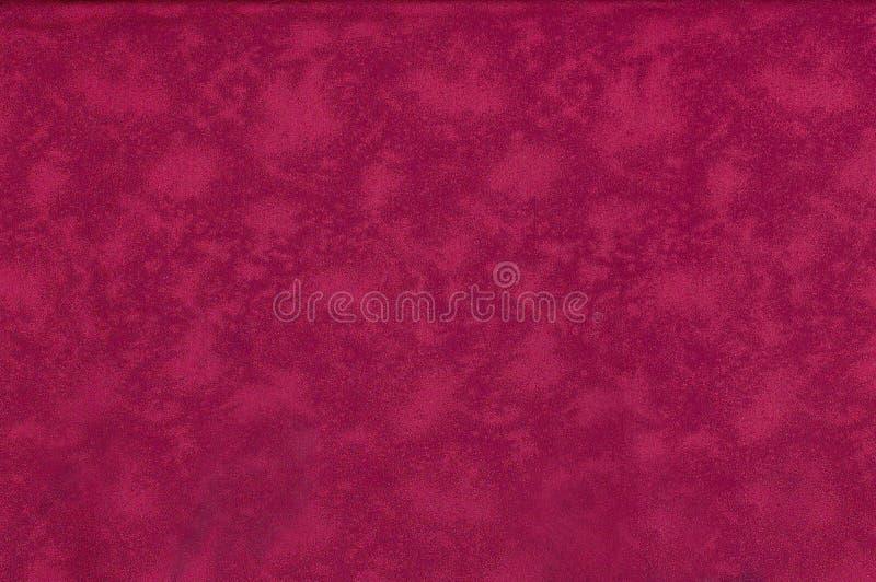 Rode geweven achtergrond stock foto's
