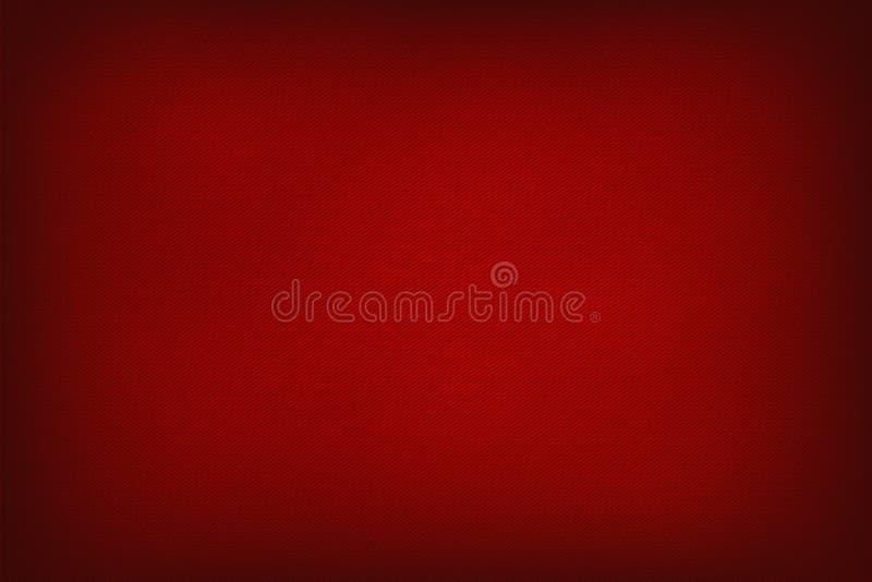 Rode Geweven Achtergrond royalty-vrije stock afbeeldingen