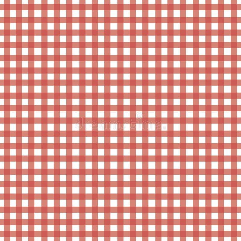 Rode Gingang vector illustratie