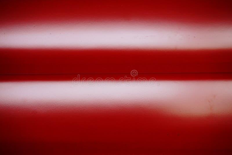 Rode houten lat royalty-vrije stock foto