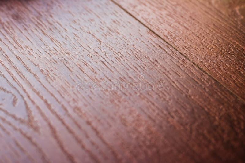 Rode houten textuur, binnenlands ontwerp royalty-vrije stock foto's