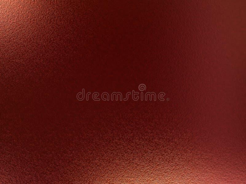 Rode leertextuur stock foto