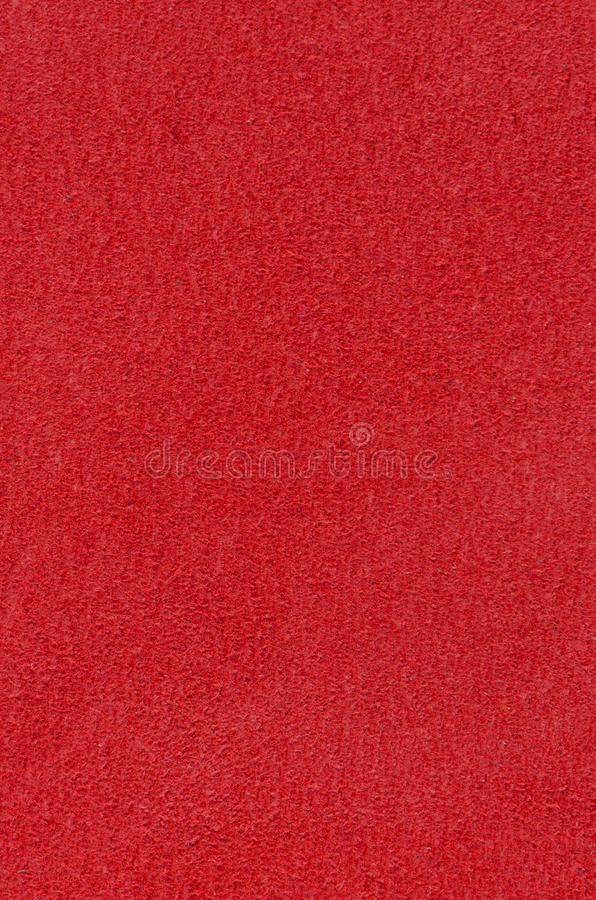 Rode leertextuur stock fotografie