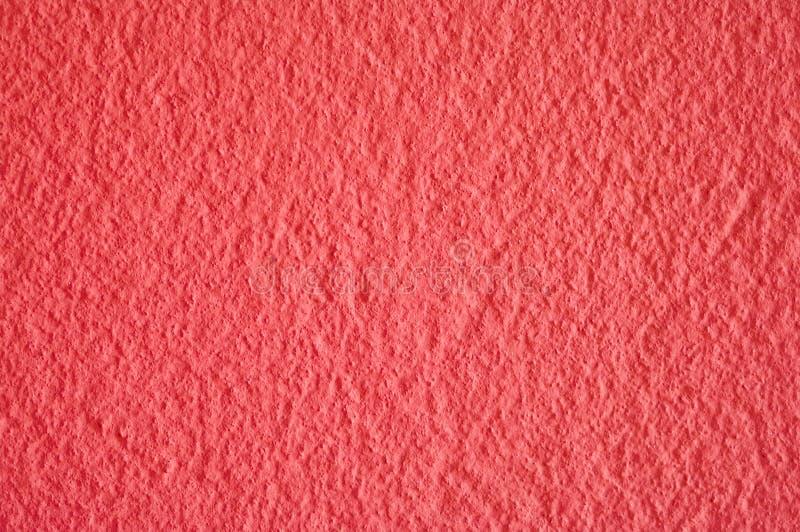 Rode Muur stock afbeelding