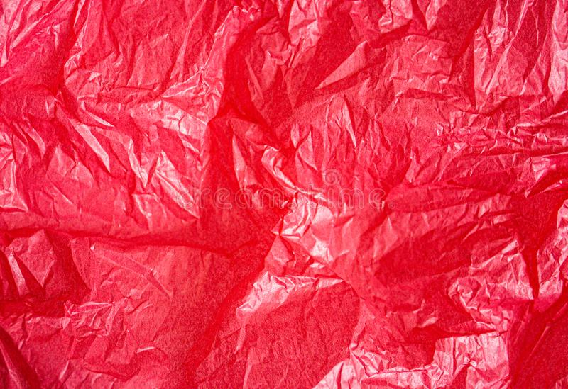Rode perkamentdocument achtergrond stock illustratie