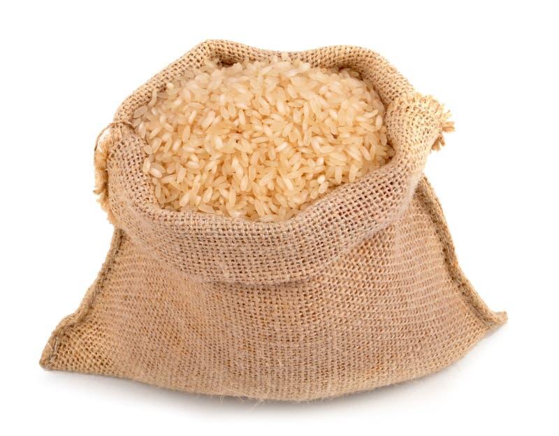 Rode rijst stock afbeelding