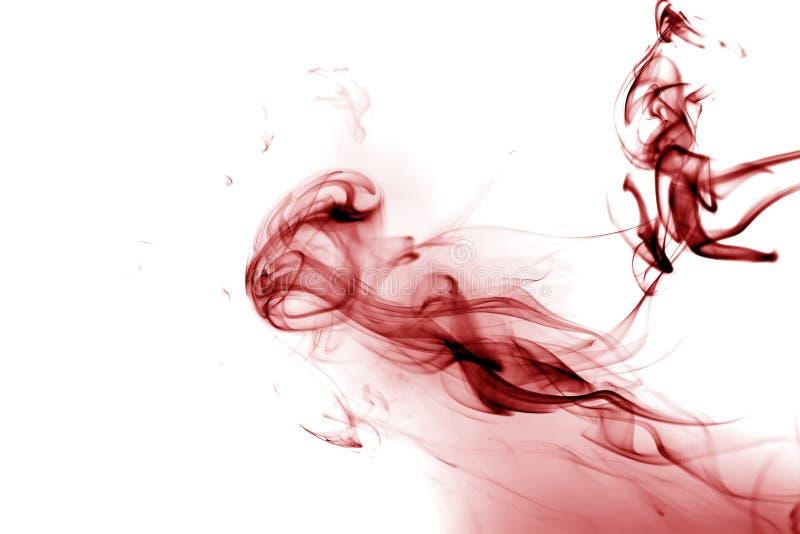 Rode rook vector illustratie