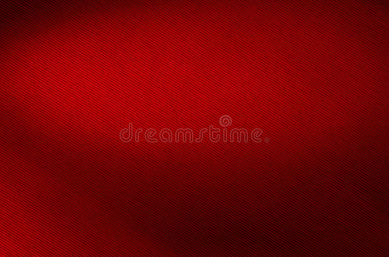Rode stoffen achtergrondtextuurclose-up royalty-vrije stock afbeelding