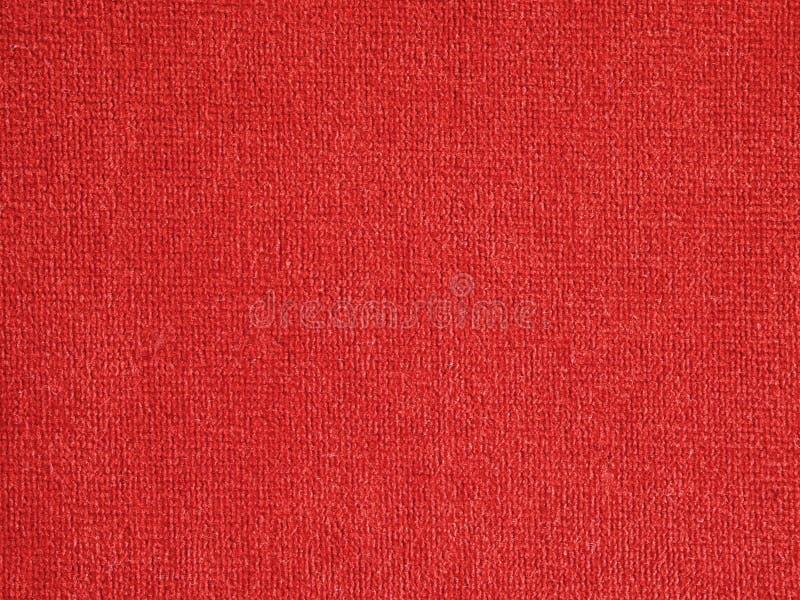 Rode stoffenachtergrond royalty-vrije stock fotografie