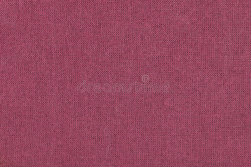 Rode textieltextuur royalty-vrije stock foto