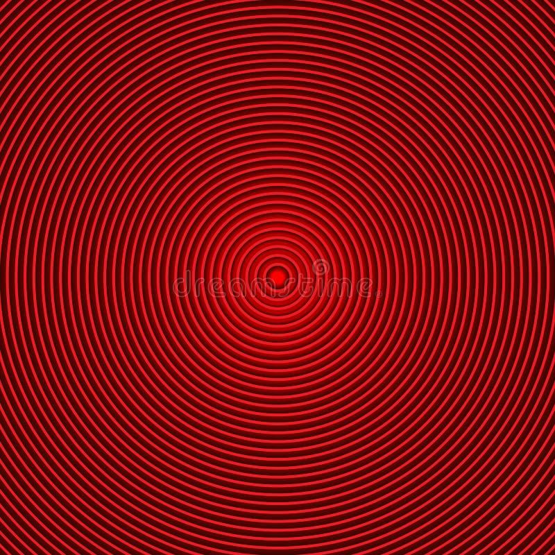 Rode textuurachtergrond, abstracte vector vector illustratie