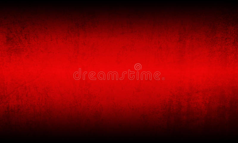 Rode zwarte grungeachtergrond royalty-vrije stock foto's