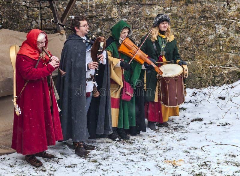 Download Faixa medieval imagem editorial. Imagem de faixa, artistas - 29825825