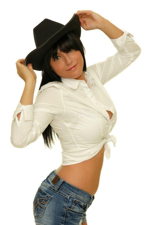 Download Rodeo królowa zdjęcie stock. Obraz złożonej z śliczny - 28961714