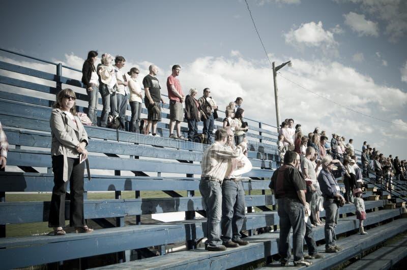 Rodeo und Cowboys lizenzfreie stockfotografie