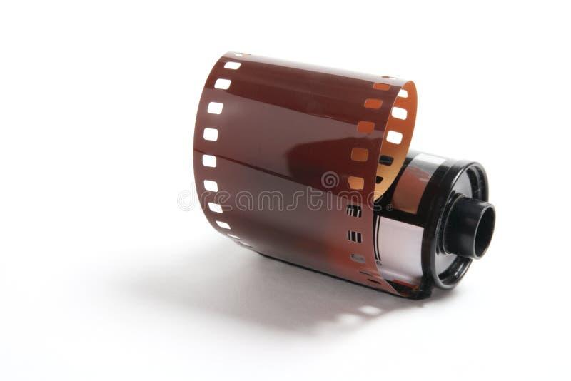 Rodillo de la película de la cámara imagenes de archivo