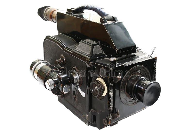 Rodina movie camera royalty free stock images