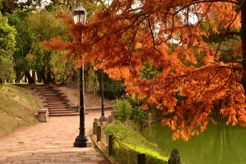 Rodo park, Montevideo zdjęcia stock