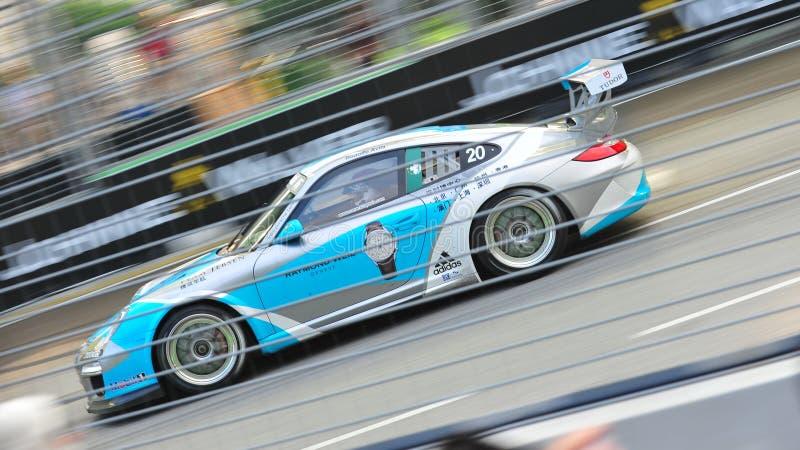 Download Rodolfo Avila Racing At Porsche Carrera Cup Asia Editorial Stock Image - Image: 21507979