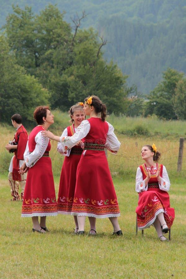 Download Rodops Folklor fotografia stock editoriale. Immagine di funzionare - 56885713