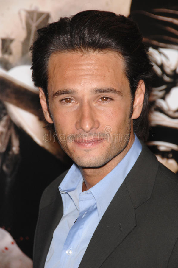 Rodrigo Santoro Editorial Stock Image