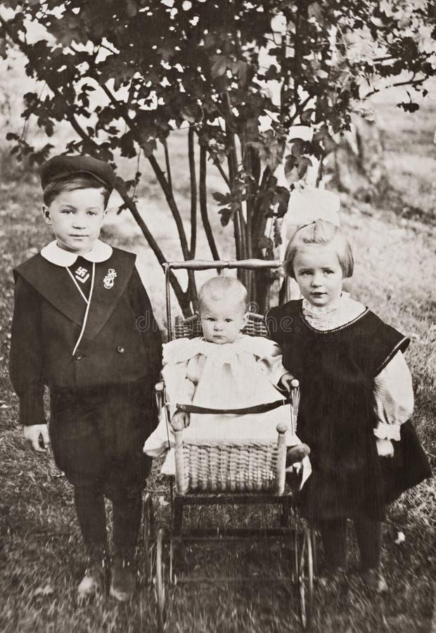 rodzeństwa zdjęcia stock