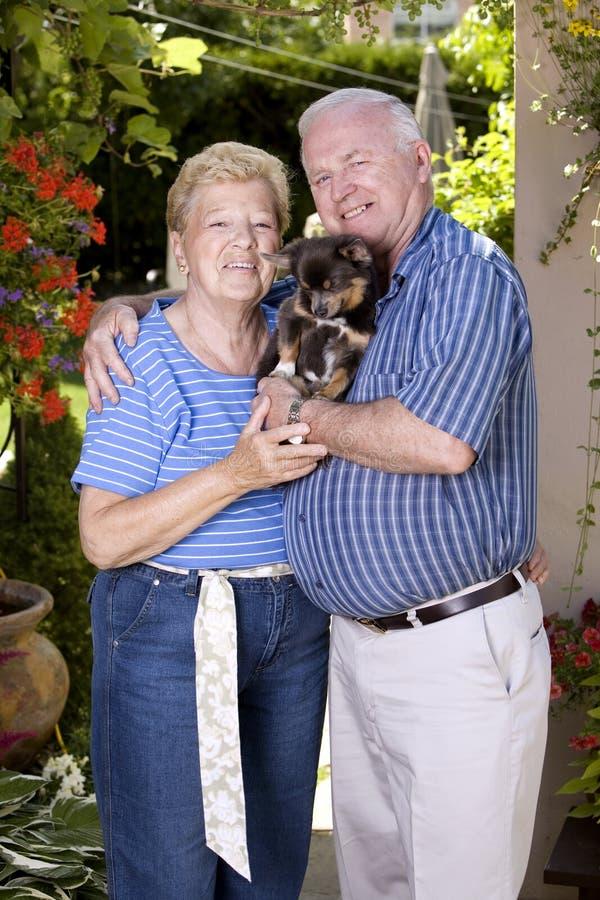 rodzice grand obrazy royalty free